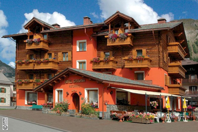 Hotel Cassana Livigno