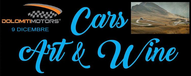 Cars art wine