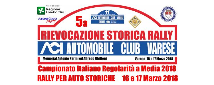 Rally Sorico Varese
