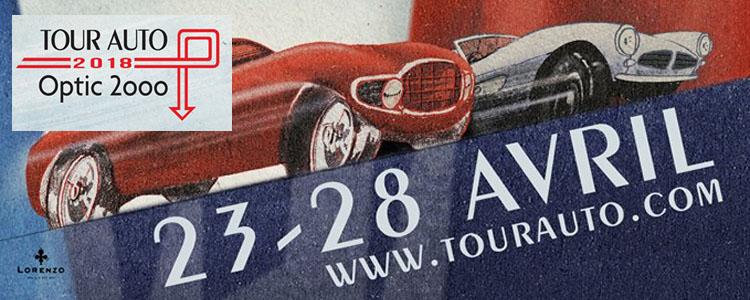 Tour Auto 2018
