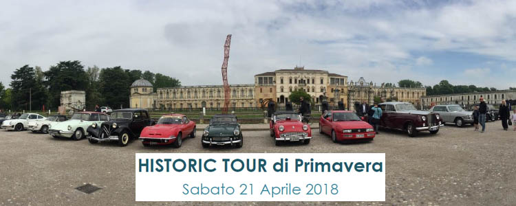 Historic Tour Primavera