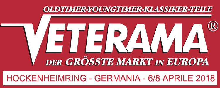 Veterama Hockenheim 2018