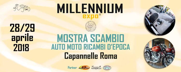 Millennium expo 2018